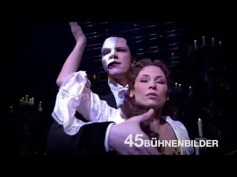 Phantom der Oper Behind the Scenes der Technik