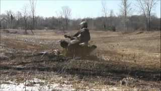 6. Polaris Predator 500 TLD Rippin it Up
