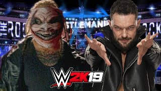 WWE 2K19 | BRAY WYATT vs FINN BALOR