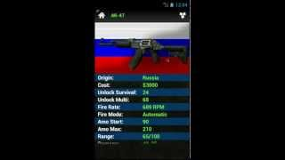 MW3 Guns Stats + SOUNDS!! YouTube video