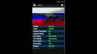 MW3 Guns Stats + SOUNDS!! YouTube video