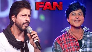 Shahrukh Khan On His Duplicate in the Movie FAN