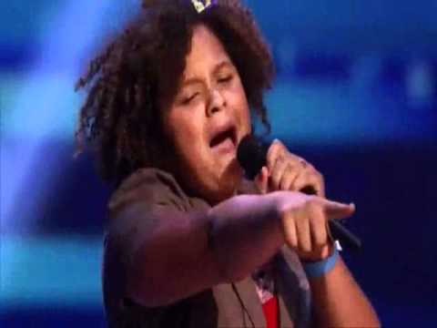 Mercy - Rachel Crow singing Duffy - Mercy.