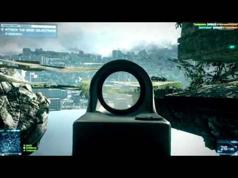 Battlefield 3 Terrain Deformation Bugs to be Fixed