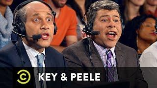 Key & Peele - Basketball Commentary