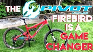 Image: 2017 Pivot Firebird Review: Game Changer