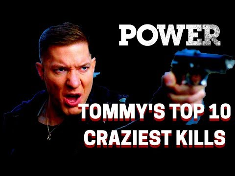 The Top 10 Craziest Tommy Egan Kills | Is Tommy Power's Greatest Killer? | Power Reaction Season 6