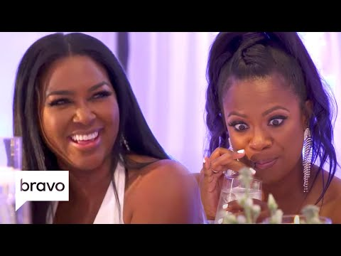 """Kenya Says Sleeping With Kandi Would Be """"The Best Sex I've Never Had"""" 
