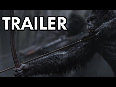 La Guerra del Planeta de los Simios - Nuevo Tráiler?>