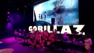 Gorillaz Live at Glastonbury (HD) - On Melancholy Hill