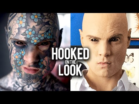 I Got My Tattoos Covered - Now I'm Scared To Look | HOOKED ON THE LOOK