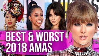 Best & Worst Dressed AMAs 2018 (Dirty Laundry)