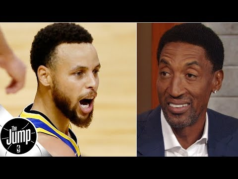 Video: Steph Curry is the front-runner for MVP in 2019-20 — Scottie Pippen | The Jump