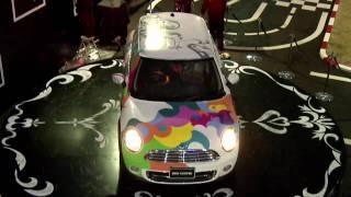 MINI GINZA 'Live Canvas' (MINI x Rinpa Eshidan)