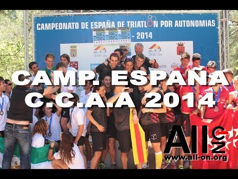 Campeonato Autonomías Triatlón 2014