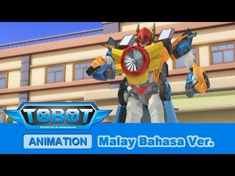 Malay Bahasa TOBOT S1 Ep.10 [Malay Bahasa Dubbed version]