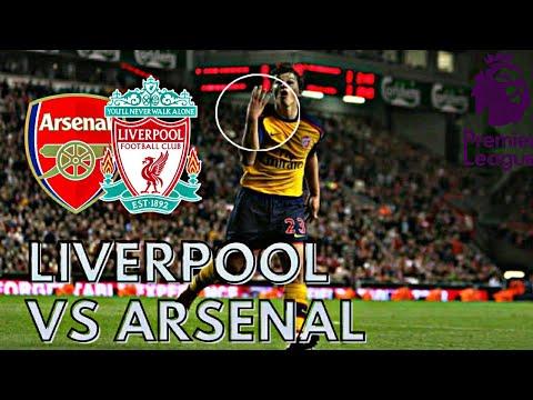 Liverpool vs Arsenal 4-4 All Goals & highlights ( Premier League 2009 )