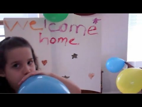 Welcome Home (WK 57)