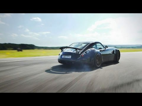 BMW M5 powered Wiesmann GT MF5 on road and track - CAR and DRIVER