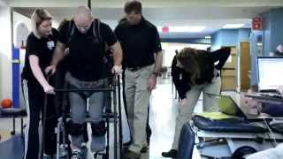 Video screenshot of Rehabilitation Institute of Michigan: 2014 Commercial