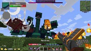 Minecraft - TerraFirmaPunk #51: Hydra Battle