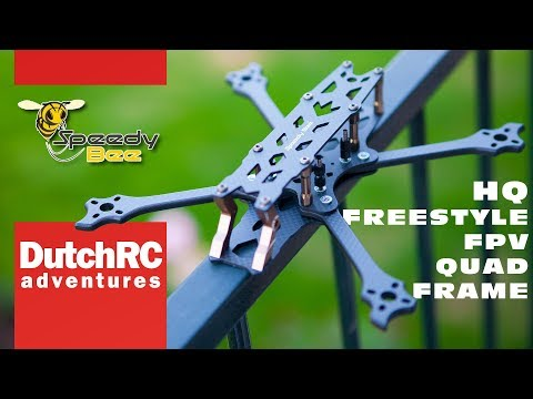 Frame review of the Speedy Bee 5\