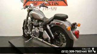 8. 2006 Triumph America  - Dream Machines Indian Motorcycle ...
