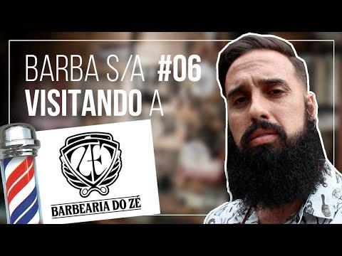 Visitando a Barbearia do Zé - BARBA S/A #06
