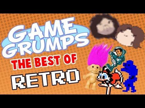 Game Grumps - The Best of RETRO (видео)