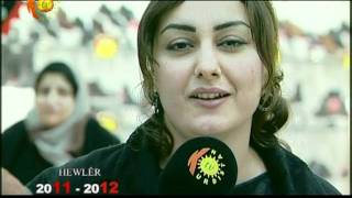 Kurdistan TV Rai Xalk Lasar Sali Nwe La Kurdistan - Hawler Arbil The Other Iraq