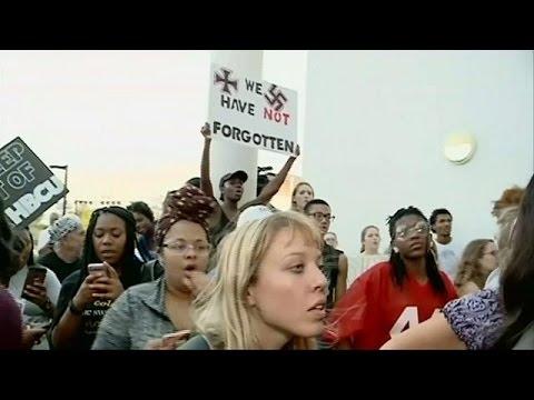 ΗΠΑ: Εμφάνιση – πρόκληση ηγέτη της Κου Κλουξ Κλαν σε πανεπιστήμιο Αφροαμερικανών – world