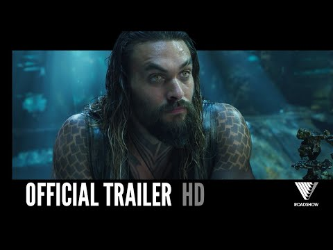 AQUAMAN | Final Trailer | 2018 [HD]