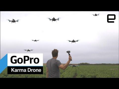 Assista um vídeo do KARMA GOPRO