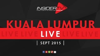 """InsiderTV brings you the latest happenings in Kuala Lumpur in the month of September 2015 and beyond!Connect with Insider TV on Facebook: https://www.facebook.com/insidertvasia and SUBSCRIBE to our Youtube channel: https://www.youtube.com/insiderTVCheck out http://www.insider-tv.com/ and follow us on:Twitter: https://twitter.com/Insider_tvInstagram: https://instagram.com/insider.tvWeibo: http://e.weibo.com/insidertvasiaYouKu: http://i.youku.com/insidertvIf you're in town this month, don't miss the following events:* Saturday Night Fever – Bee Gees' Smash Hit Musical — 4 - 13 September* INTI University & Colleges Presents M.A.C.C – """"I Want to Touch a Douglas"""" Again — 8 - 13 September* KL International Jazz & Arts Festival 2015 — 10 - 13 September* Kina Grannis Live in Kuala Lumpur 2015 — 25 SeptemberFor event tickets and more information, visit http://diversecity.my/ and http://www.ticketcharge.com.my/en/Be the first to know the latest Kuala Lumpur hotspots where you can eat, relax, shop, and unwind this month! Click the link for more Kuala Lumpur attractions: https://www.youtube.com/playlistlist=PLPMxl84TyNaeLBG7aUSPzZ5RiX_c926Lj"""