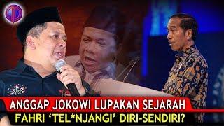 Video Anggap Jokowi Lupakan Sejarah, Fahri 'T3l4njangi' Diri Sendiri?! MP3, 3GP, MP4, WEBM, AVI, FLV Oktober 2018