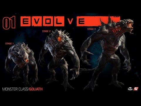 Evolve - Big Alpha - [Alpha] - [Xbox One] - [Decouverte] - #01 - [Fr]