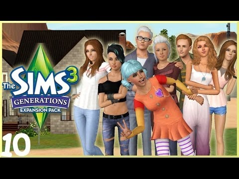 The Sims - ³Read Me ♢ ³ ⇒The Sims Gameplay: In this part we have the second baby. My Blog: http://www.lifesimmer.net/ Facebook: https://www.facebook.com/LifeSimmer Tw...