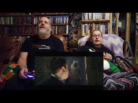 Fantastic Beasts 2: The Crimes of Grindelwald Trailer Reaction