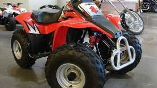 10. 2005 Suzuki LT80 Youth ATV Quad At RideNow Peoria