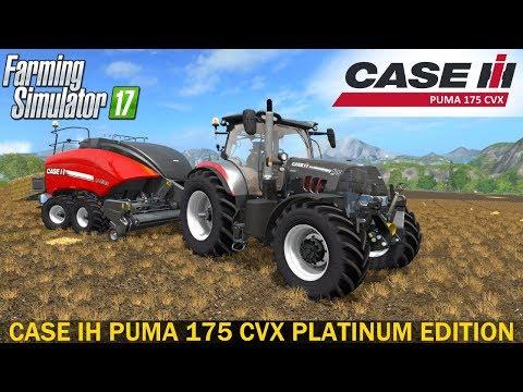 Case IH Puma CVX 165/175 v1.1.0.0 Final MR