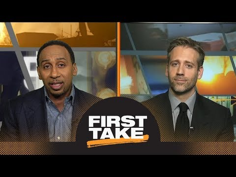 Stephen A. and Max react to LeBron James-Tyronn Lue argument during game   First Take   ESPN
