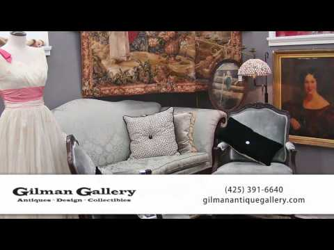 Gilman Gallery | Antiques & Collectibles in Issaquah