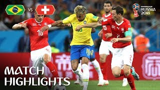 Brazil v Switzerland - 2018 FIFA World Cup Russia™ - Match 9