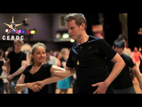 Learn to partner dance at Ceroc