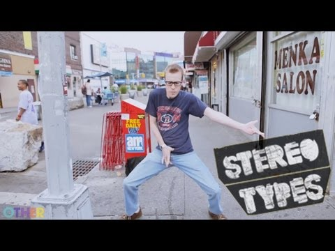 Unsigned - StereoTypes host Ryan Hall takes to the streets to find out who's got the skills to 