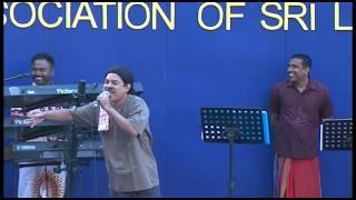 Video Saman Ekanayaka - Aurudu Gammanaya - Cyprus MP3, 3GP, MP4, WEBM, AVI, FLV Oktober 2018