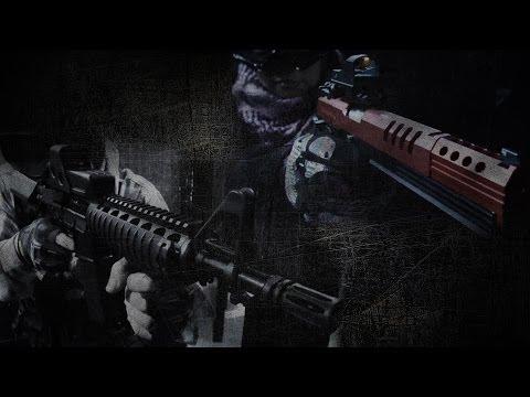 laylax - 【SOPMOD M4/Close Quarters Battle Custom】を駆使するのは業界の
