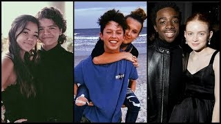 Real Life Couples of Stranger Things