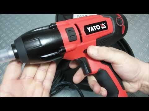 Klucz Udarowy YATO YT- 82020 Czy warto kupić?