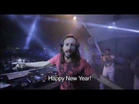 Sinclar - Bob Sinclar - New Year's Eve Brazil Tour 2012.